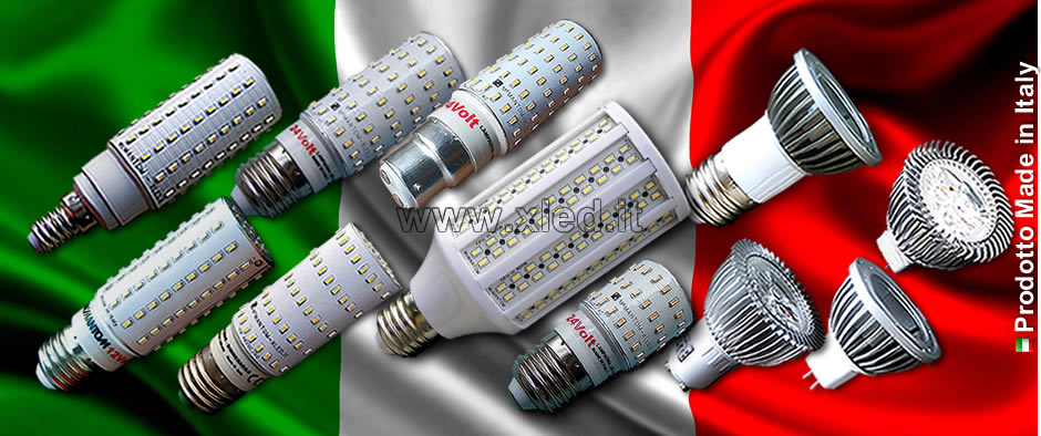 Lampadine LED - Made in Italy